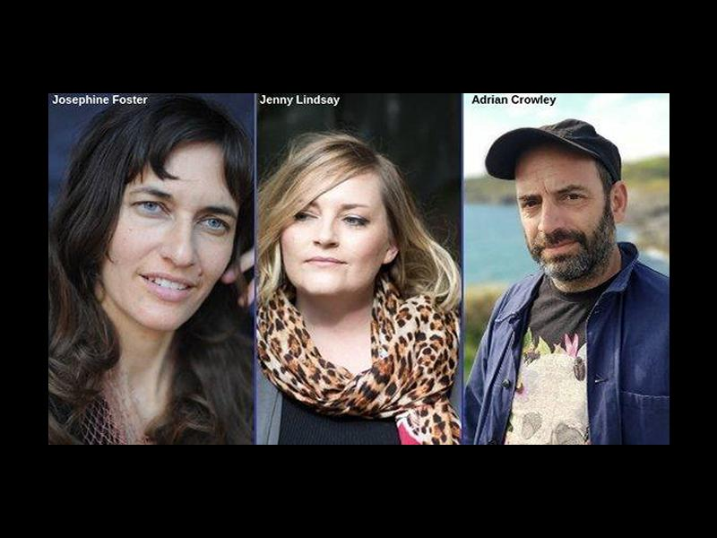 James Yorkston Presents: Tae Sup Wi' A Fifer: Josephine Foster, Jenny Lindsay and Adrian Crowley