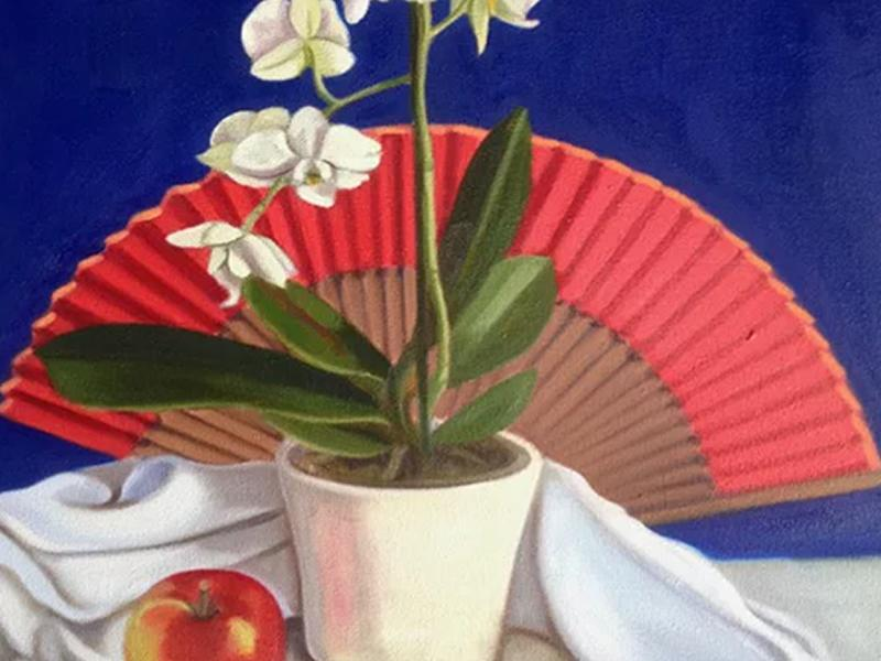 Still Life and Flower Painting Course: Block 3