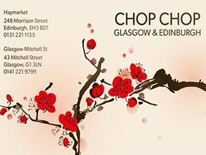 Chop Chop Edinburgh