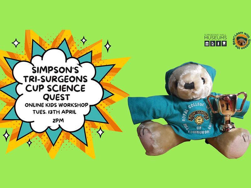 Simpson's Tri-Surgeons Cup Science Quest