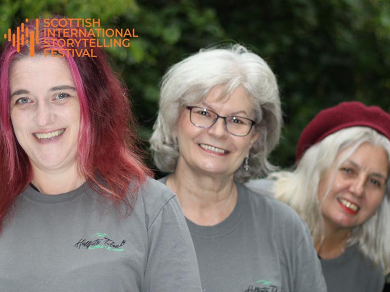 Wild Hillfoots Storytelling Festival