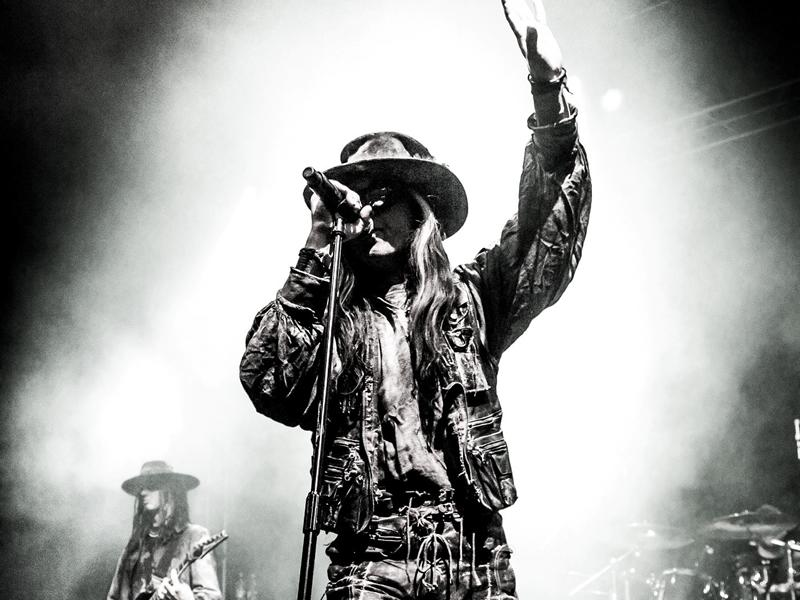 Fields Of The Nephilim with Terminal Gods