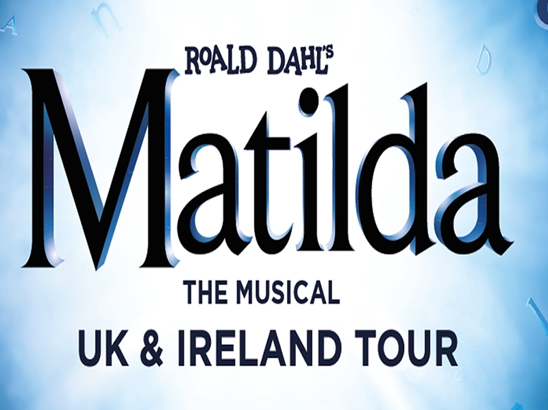 Matilda The Musical Scottish Premiere at the Edinburgh Playhouse