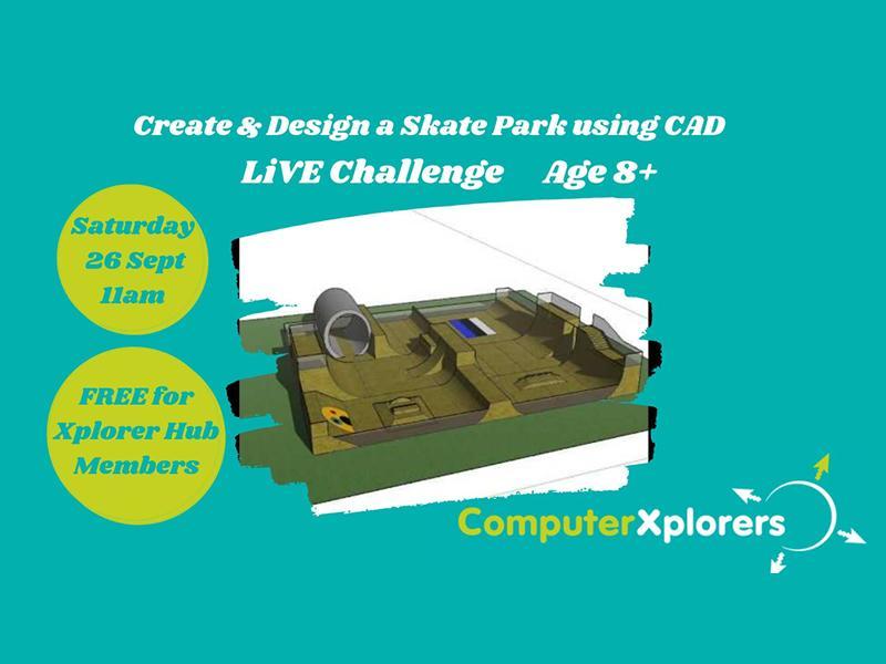Create & Design Your Very Own Skate Park