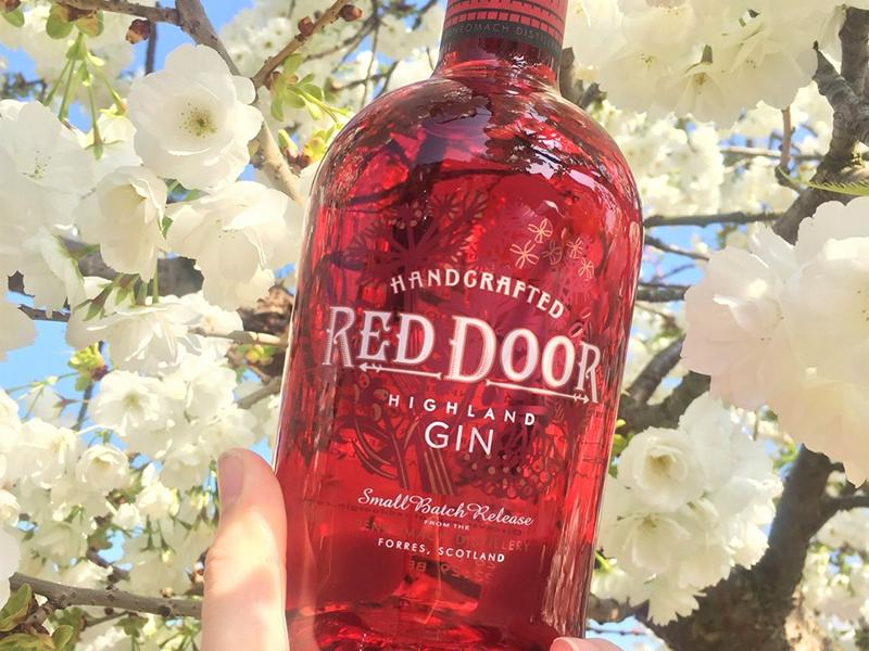 Free in-store tasting with Red Door Gin