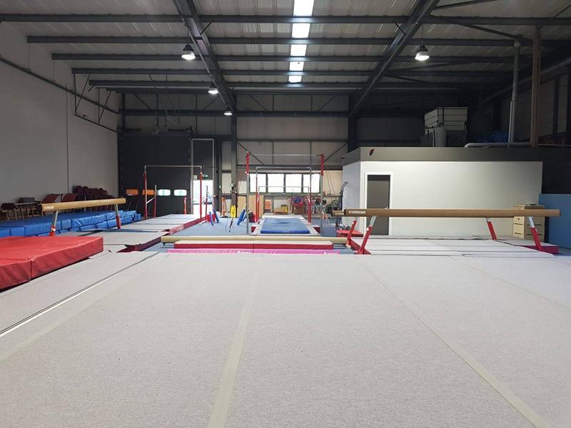 Cumbernauld Gymnastics Club