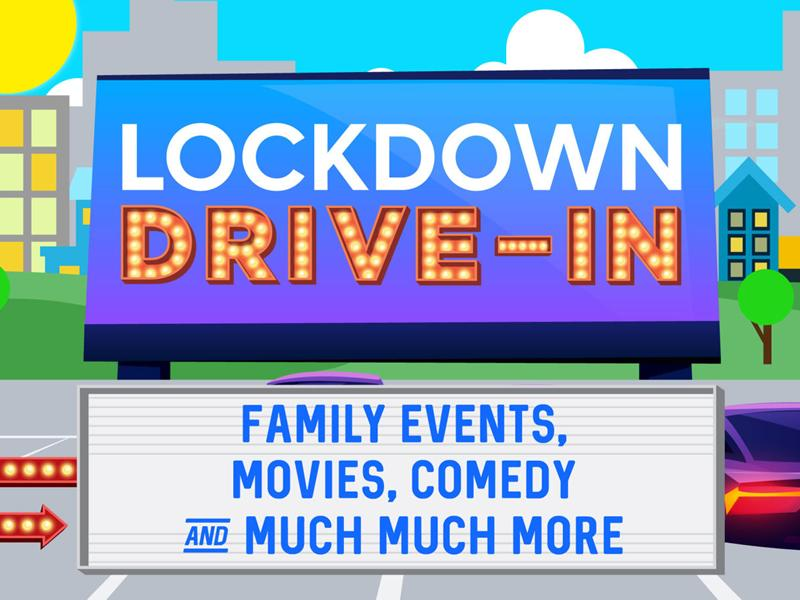 Lockdown Drive-In