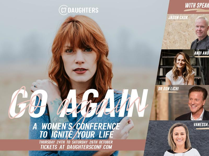 Daughters Conference: Go Again