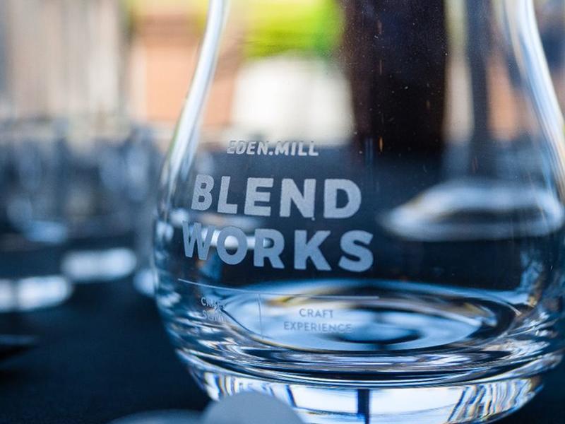 Blendworks Gin Blending Session