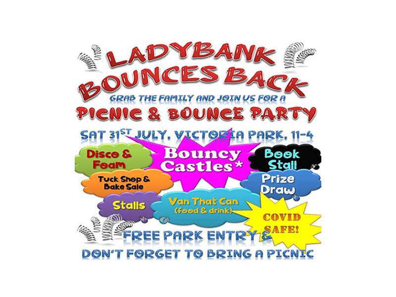 Ladybank Bounces Back