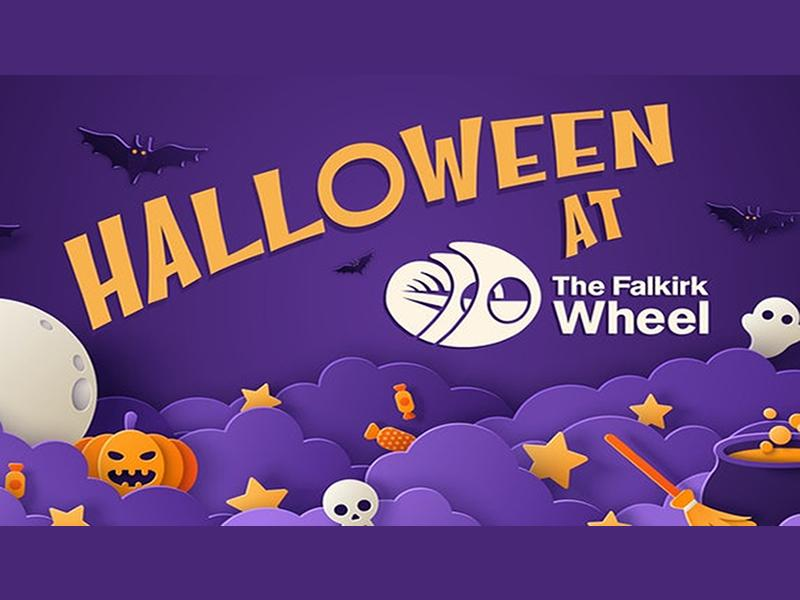 Halloween fun at The Falkirk Wheel