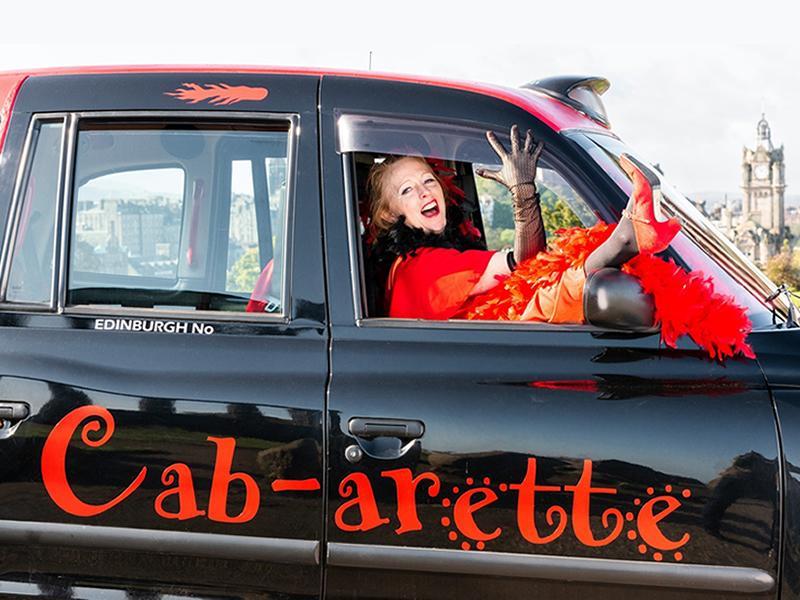 Cab-arette Showtour