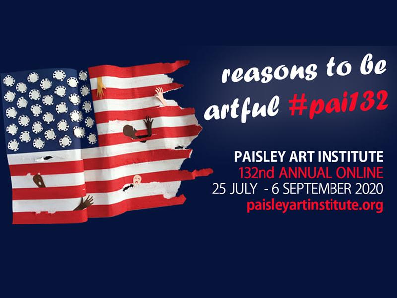 Paisley Art Institute 132nd Annual Exhibition