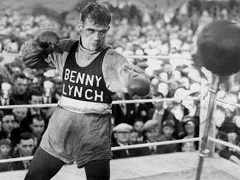 The Benny Lynch Heritage Trail