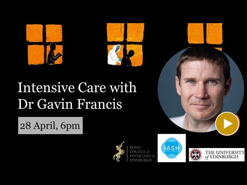 Intensive Care with Dr Gavin Francis