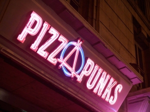 Pizza Punks Glasgow