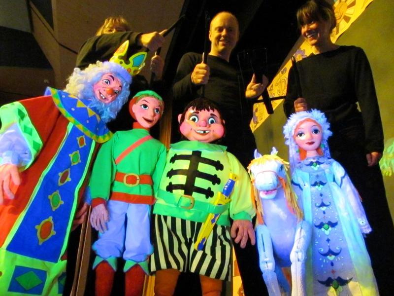 Biggar Puppet Theatre Virtual Tour