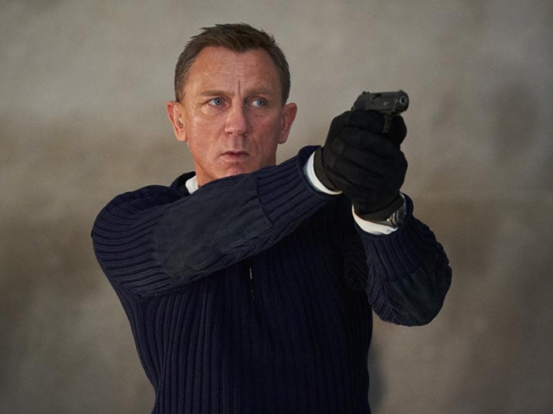 Bond, James Bond back at Vue Edinburgh Omni and Vue Edinburgh Ocean