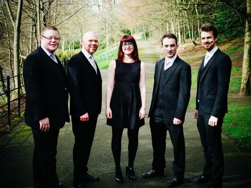 Concert at St Mary's Aberfoyle: Pure Brass