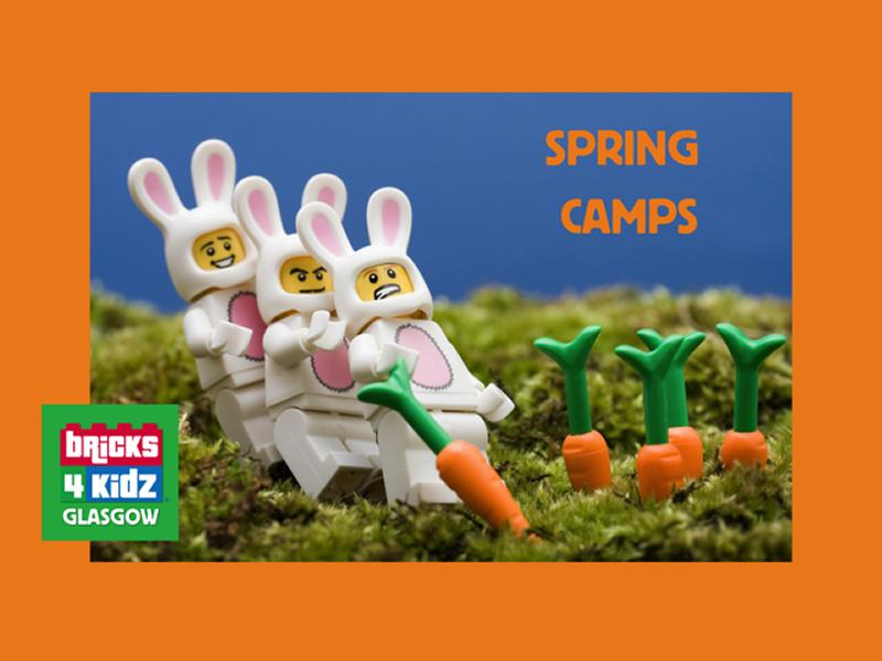 Bricks 4 Kidz Spring Holiday Camps - Glasgow City Centre