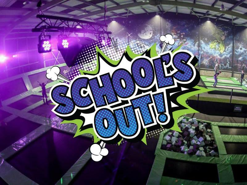 Flip Out Glasgow launches new summer activities for kids
