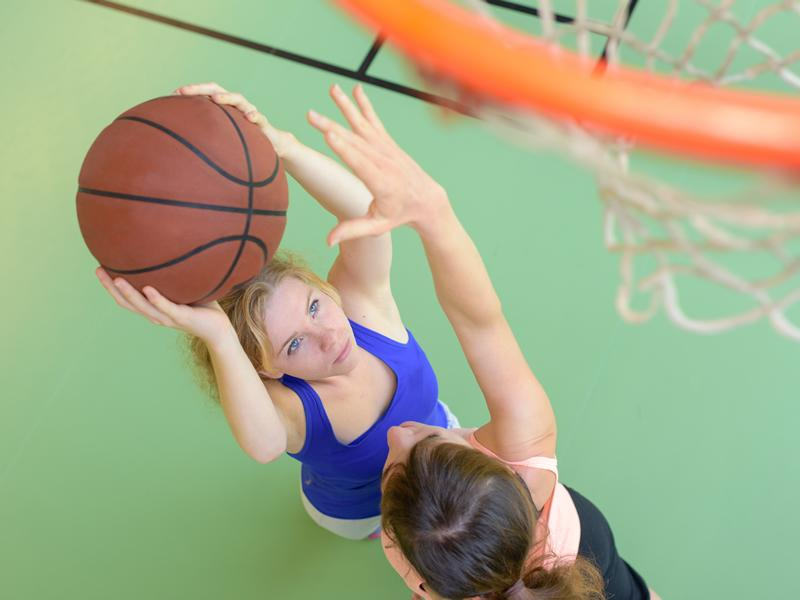 Bounce Back to Netball Session