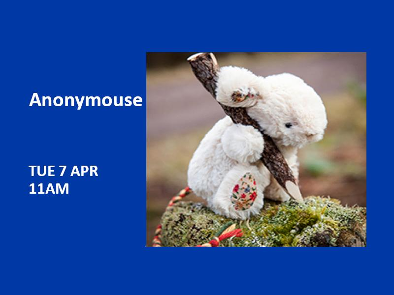 Puppet Animation Festival: Anonymouse - CANCELLED