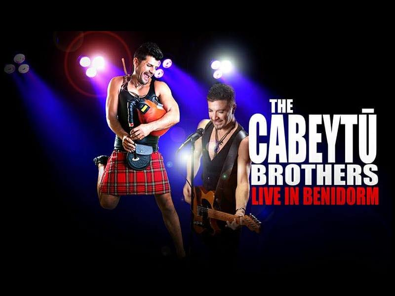 The Cabeytu Brothers: Direct from Benidorm UK Tour 2019
