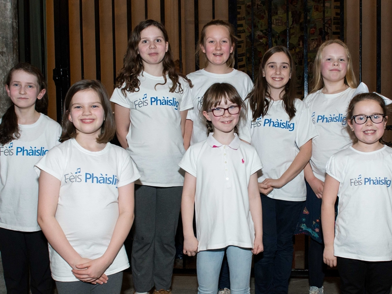 Renfrewshire pupils are on song at Paisley Abbey