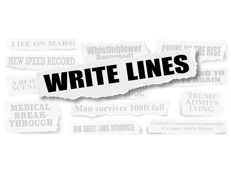 Write Lines - POSTPONED