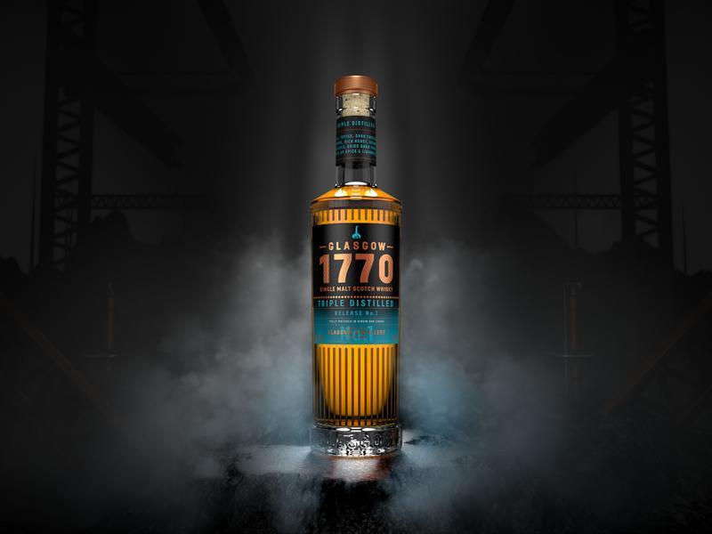 Triple Delight for Glasgow Distillery