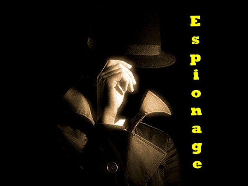 Espionage! - Mystery Spy Drama