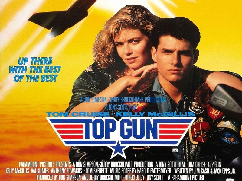 Top Gun - Outdoor Cinema