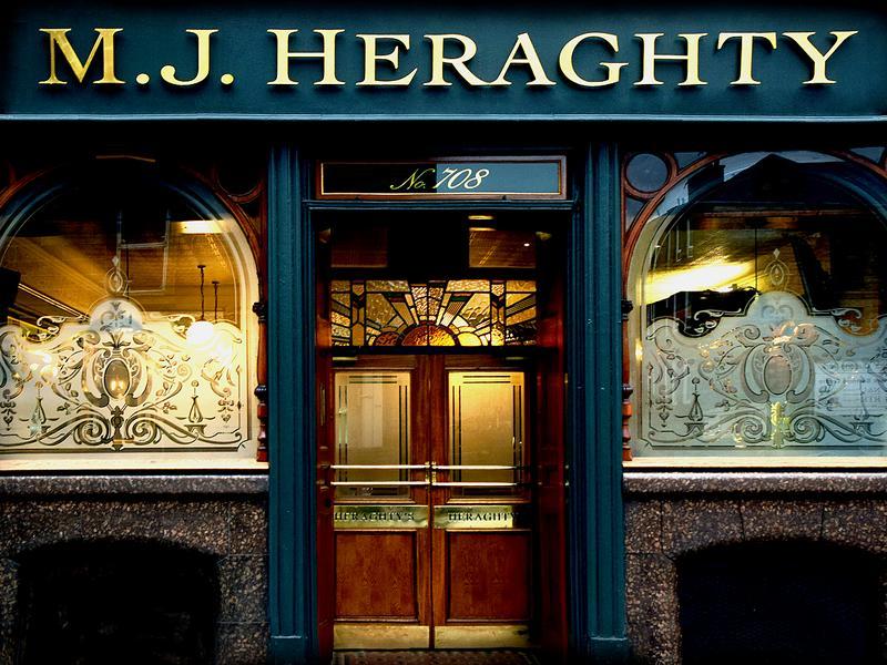 Heraghtys Bar