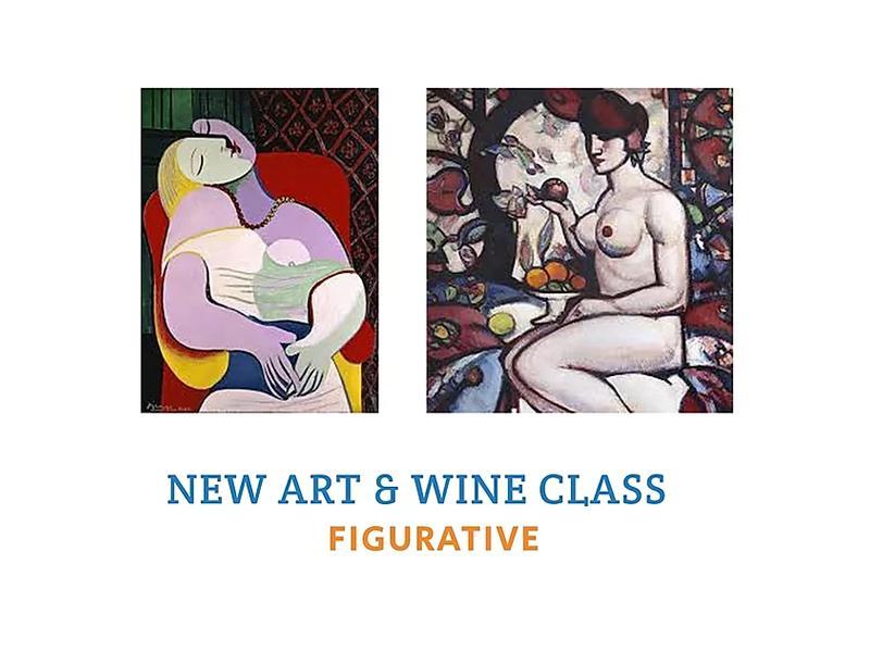 Art and Wine Evening 'Figurative' - POSTPONED