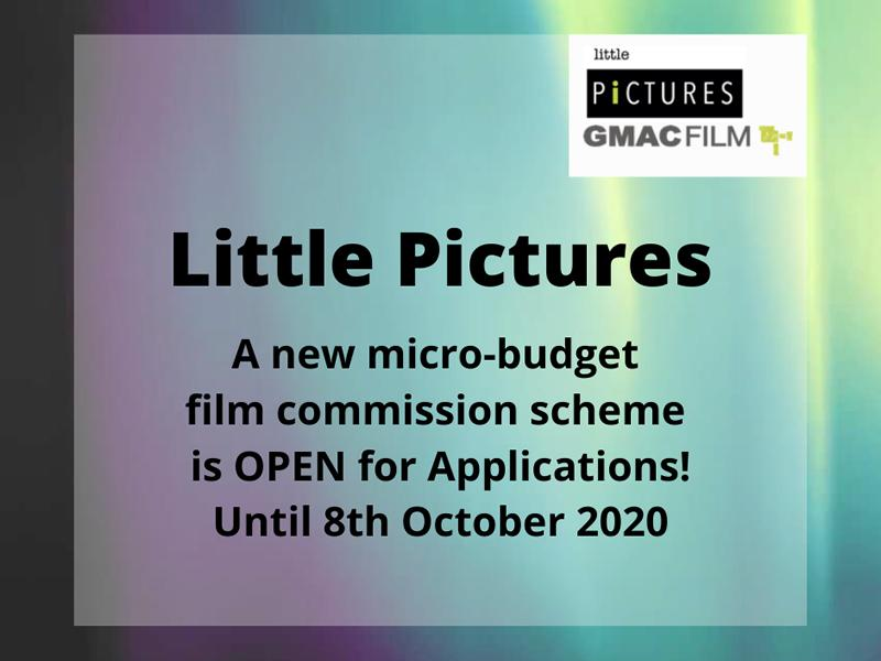 Little Pictures Call for Submissions!