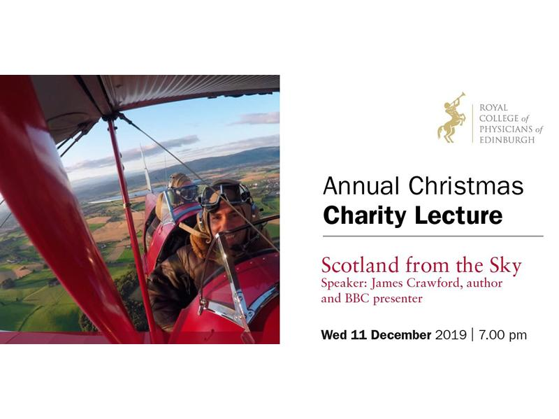 Christmas Charity Lecture: Scotland from the Sky