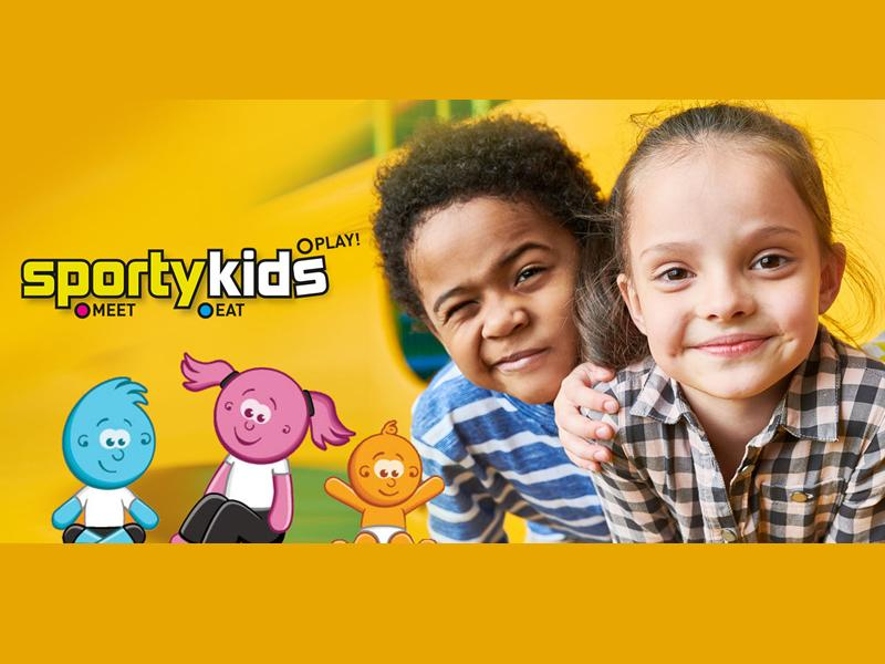 Reopening Sportykids Softplay