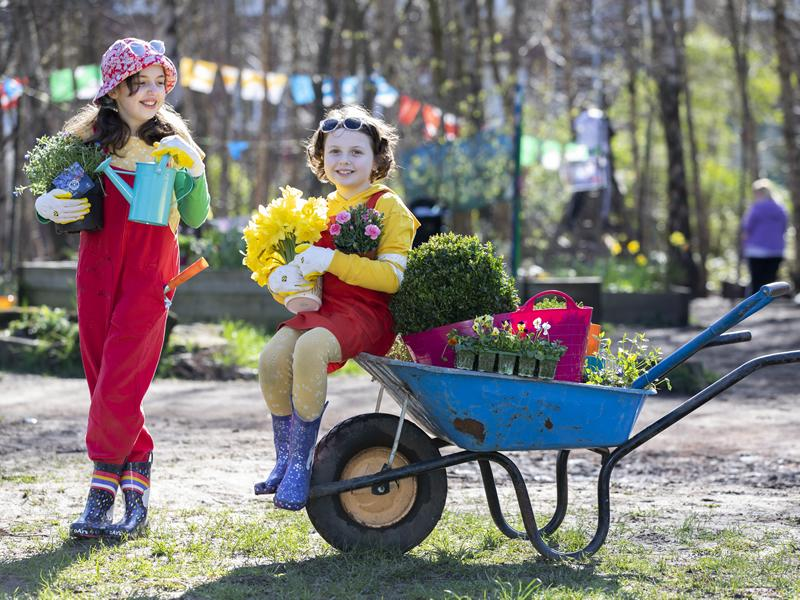 The search is on to find the best gardeners in Glasgow