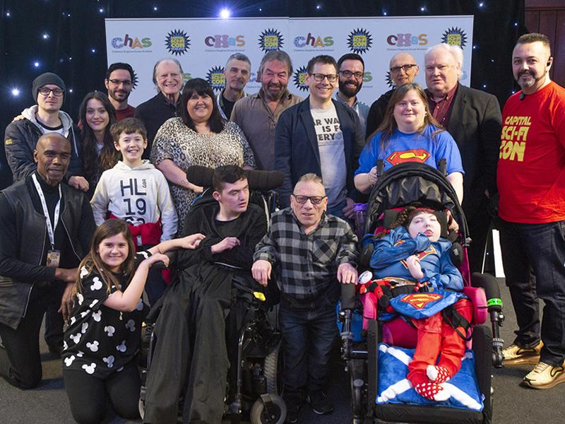 First ever Virtual Capital Sci Fi Con hopes to raise vital funds for CHAS by reaching worldwide audience