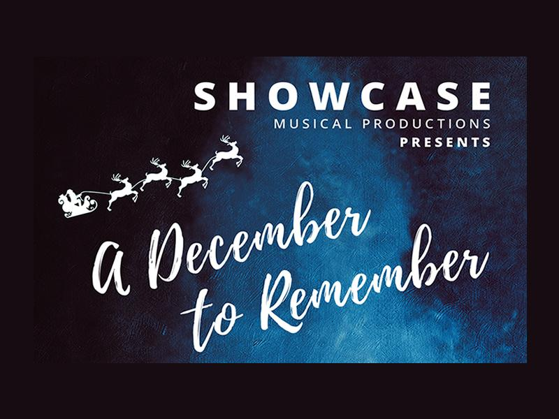 A December To Remember - Showcase Christmas Concert