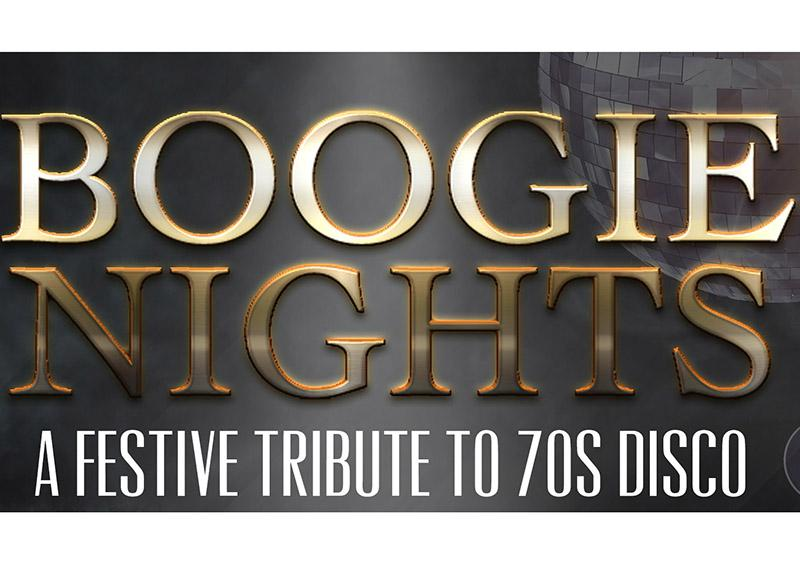 Festive Party Night - Boogie Nights