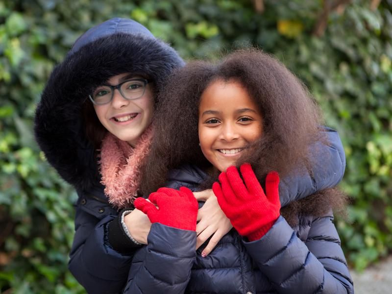 Keeping Warm in Glasgow: Donation appeal launch for winter coats and hoodies