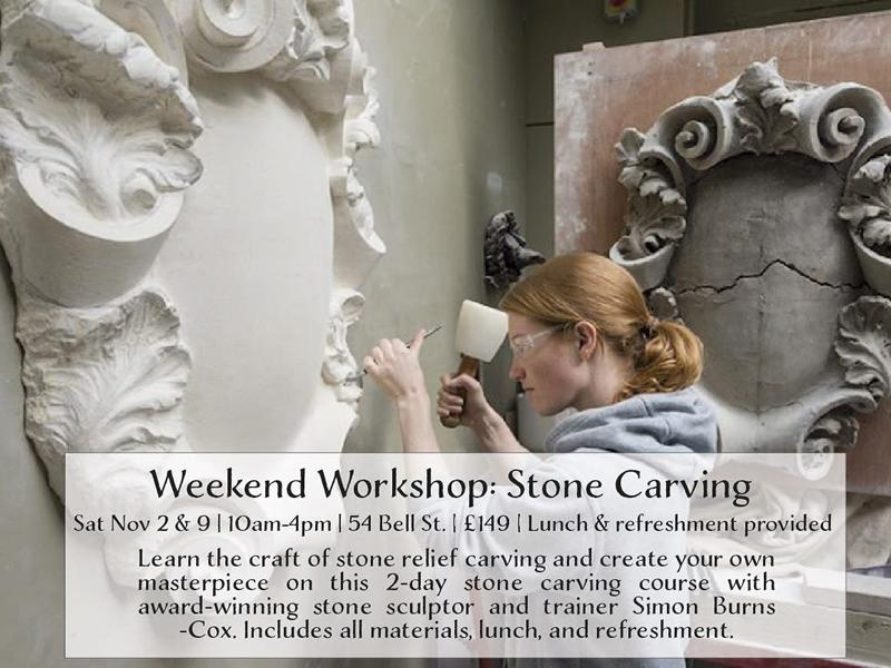 2-Day Stone Carving Workshop