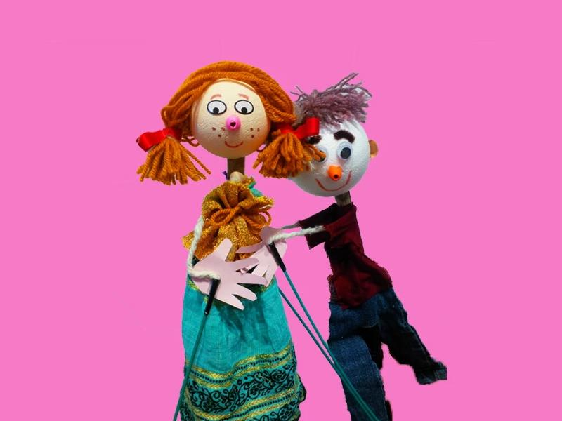 Crafty Puppets Workshop
