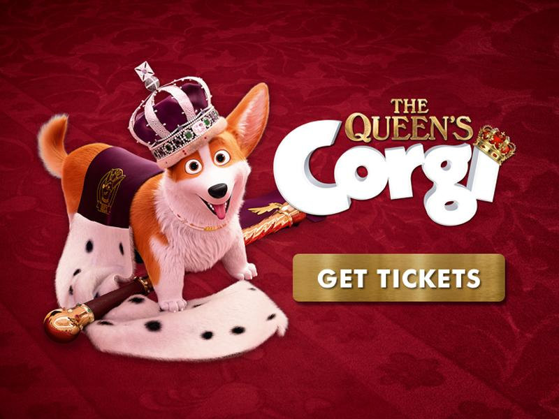 Cinema: The Queen's Corgi