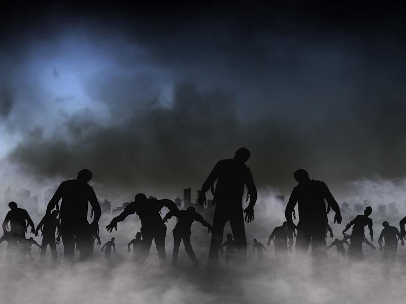 Zombie Horror 2021
