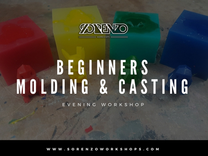Beginners Molding and Casting