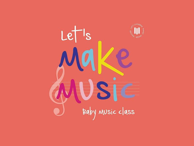 Let's Make Music - Baby & Toddler Music Class