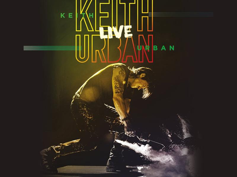 Keith Urban - RESCHEDULED DATE